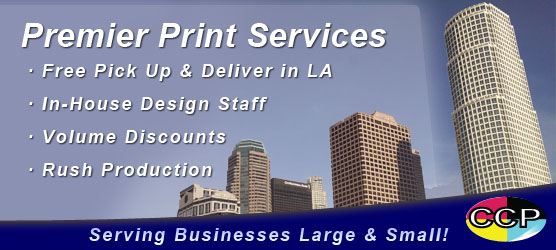 Los Angeles Printer