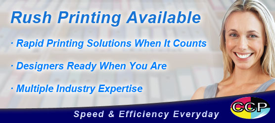 Rush Los Angeles Printing Service